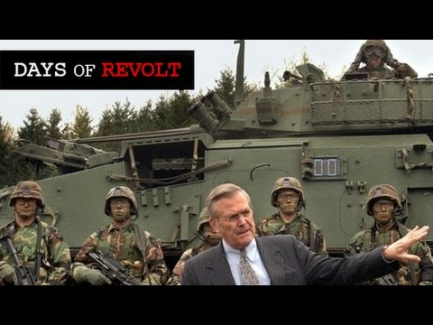 Days of Revolt: The Militarism of U.S. Diplomacy