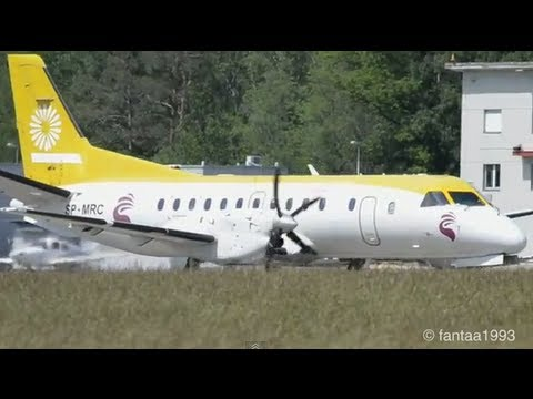 CSO City Fly -- First flight from Berne to Munich HD