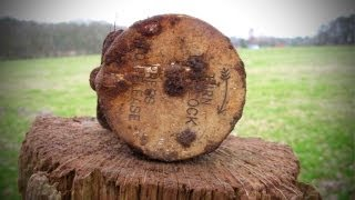 WWII Airborne Relic Hunting - Paratrooper Parachute Relics