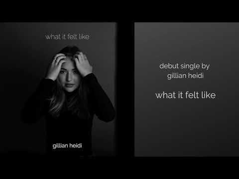 "original Single - ""what it felt like""  