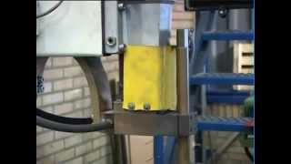 видео Tecna (Италия) - оборудование для контактной и точечной сварки
