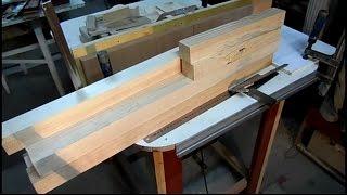 видео Мебель для дачи из массива сосны.