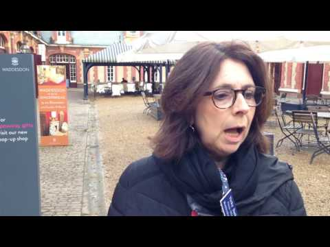 Interview with Vicky Darby from Waddesdon Manor