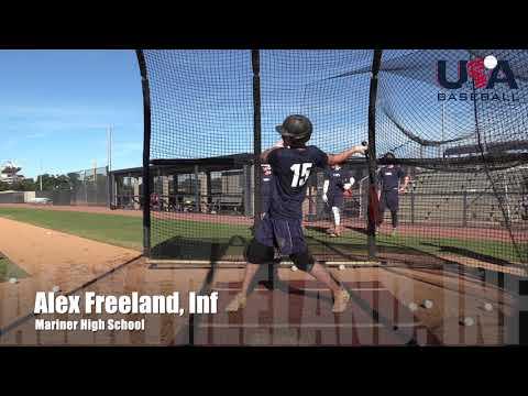 USA Baseball Winter Development Camp Montage, Tampa Florida