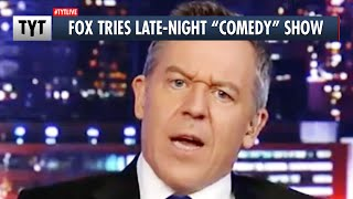 Gutfeld! Fails Miserably At Right-Wing Comedy