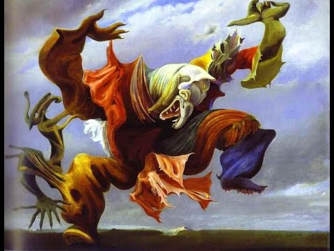 Max Ernst_(1891-1976) German Painter Dadaist and Surrealist art movements