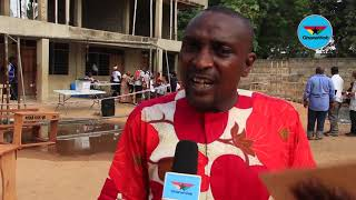 NDC decides: Voting at Ayawaso East Constituency