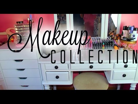 Makeup Collection & Storage | 2016