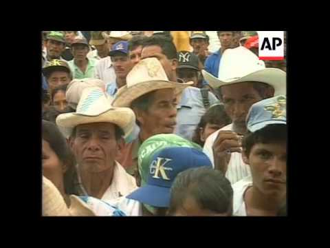 NICARAGUA: BORDER DISPUTE TALKS ARRANGED WITH COSTA RICA
