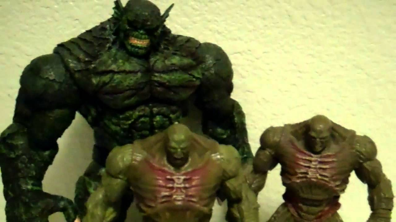 Marvel Select Abomination Toy Review - YouTube
