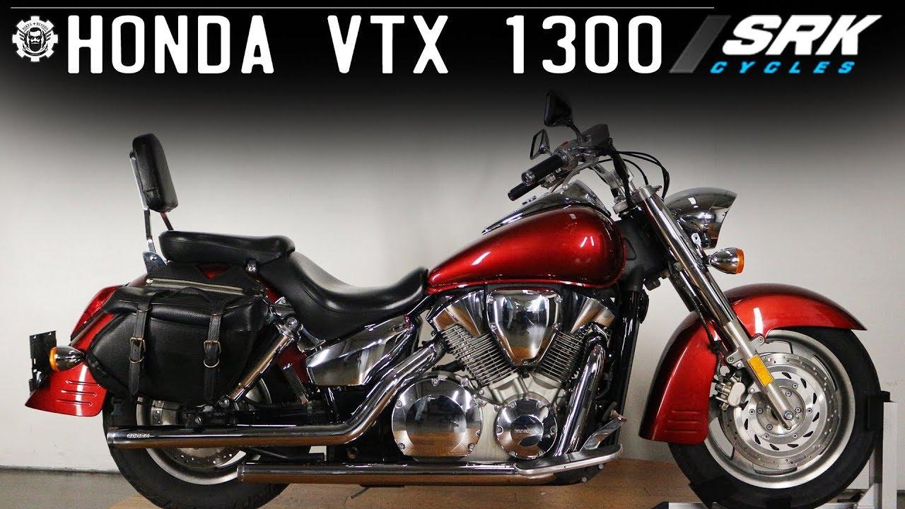 hight resolution of honda vtx 1300