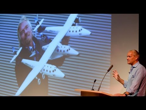 Space Travel: Are You Virgin Galactic's Next Passenger? (Full Session)