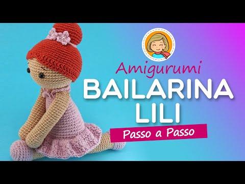 As 8 Melhores Receitas de Bonecas Amigurumi em Português - Artesã ... | 360x480