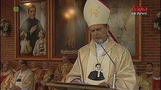 Spotkanie Rodziny Radia Maryja - homilia ks. bp T. Bronakowskiego