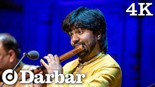 Fabulous Varnam in Ragam Kalyani | Jayanth Flute | Music of India