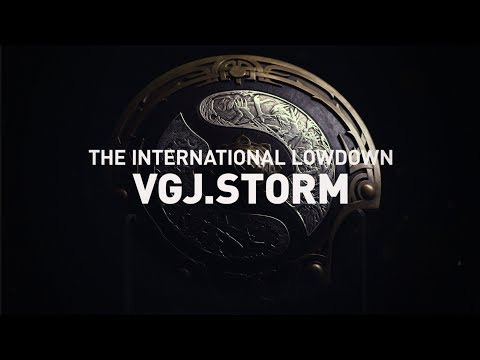 The International Lowdown 2018 - VGJ.Storm