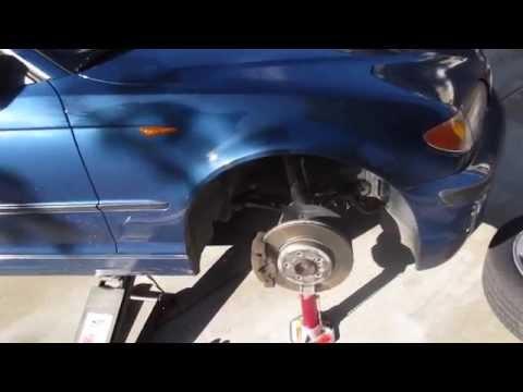 BMW E46 Sway Bar End Links DIY