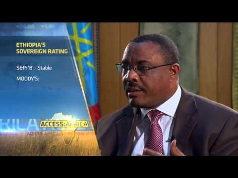 Ethiopia Ready to Sell Bonds | Access Africa | CNBC International