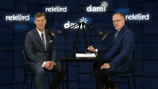 Rozmowa Radia Rekord i Telewizji Dami - Waldemar Trelka