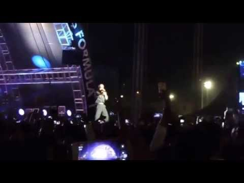 [HD] Pitbull Live in Concert (F1 Bahrain 2015)