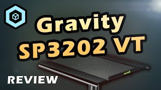 Gravity SP 3202 VT Studiomonitor Stand [Unboxing / Review]