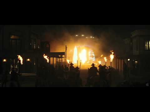 Cowboys and Aliens Official Trailer #3 2011 [HD]