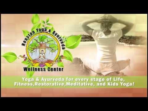 Houston Yoga Ayurveda Wellness Center Youtube