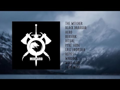 Midgard - Wolf Clan [Full Album 2017]