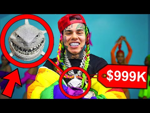 "Expensive Items 6ix9ine Bought For ""GOOBA"""