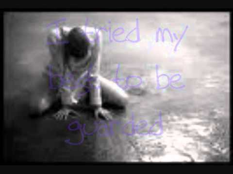 Broken - Lifehouse (with lyrics)