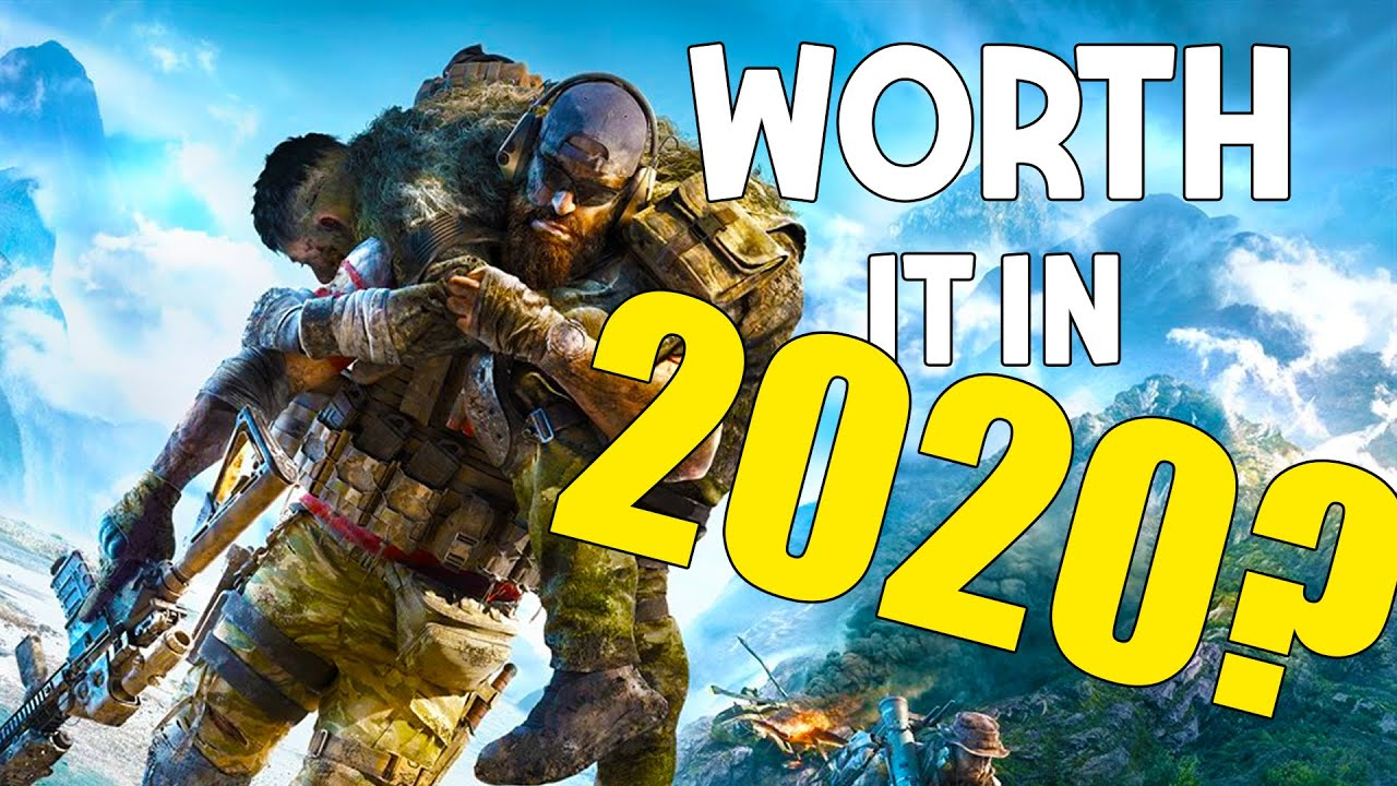 Is Ghost Recon Breakpoint worth it in 2020? thumbnail