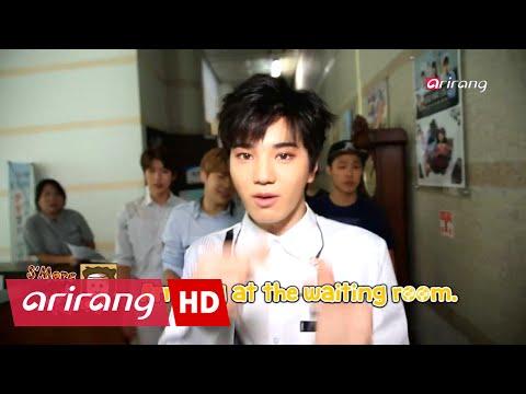 [HOT!] Infinite, Apink, and Red Velvet roaming around the ArirangTV building