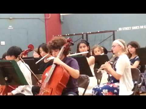 Dunsmore Elementary School Concert 5/11/17