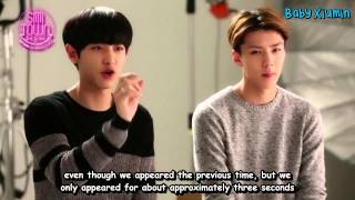 Baixar [ENG] 150801 EXO Chanyeol Sehun- SMTheStage Interview