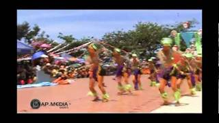 3rd Aramang Festival 2011 (Ribbon Cutting and Street Dance Competition Final Showdown Highlights)