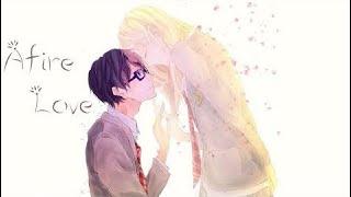 - anime movies Nightcore - Afire Love [Deeper Version]