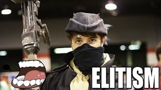 ELITISM AT COSPLAY CONVENTIONS - CONVENTION RANT