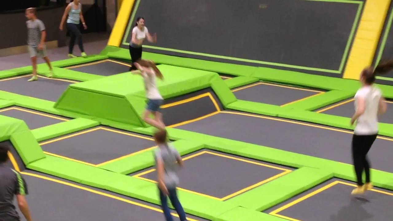 Jump Extreme Tamworth 19 08 2016 Youtube
