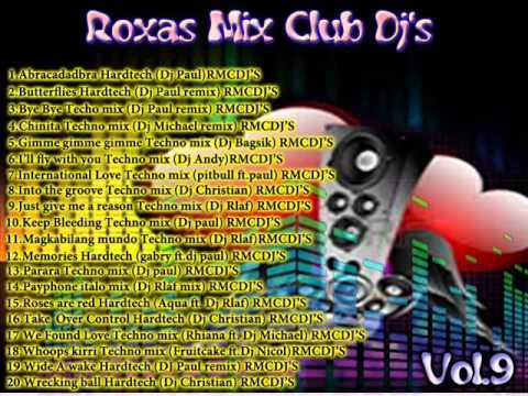 RMCDJ'S VOL.9 NONSTOP PROMOTIONAL) ROXAS MIX CLUB DJ'S 2014 upload