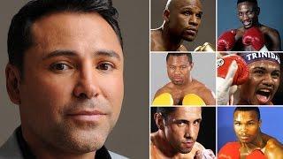 Oscar De La Hoya's 6 most controversial bouts