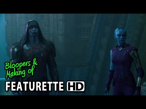 Guardians of the Galaxy (2014) Featurette - Populating The Galaxy