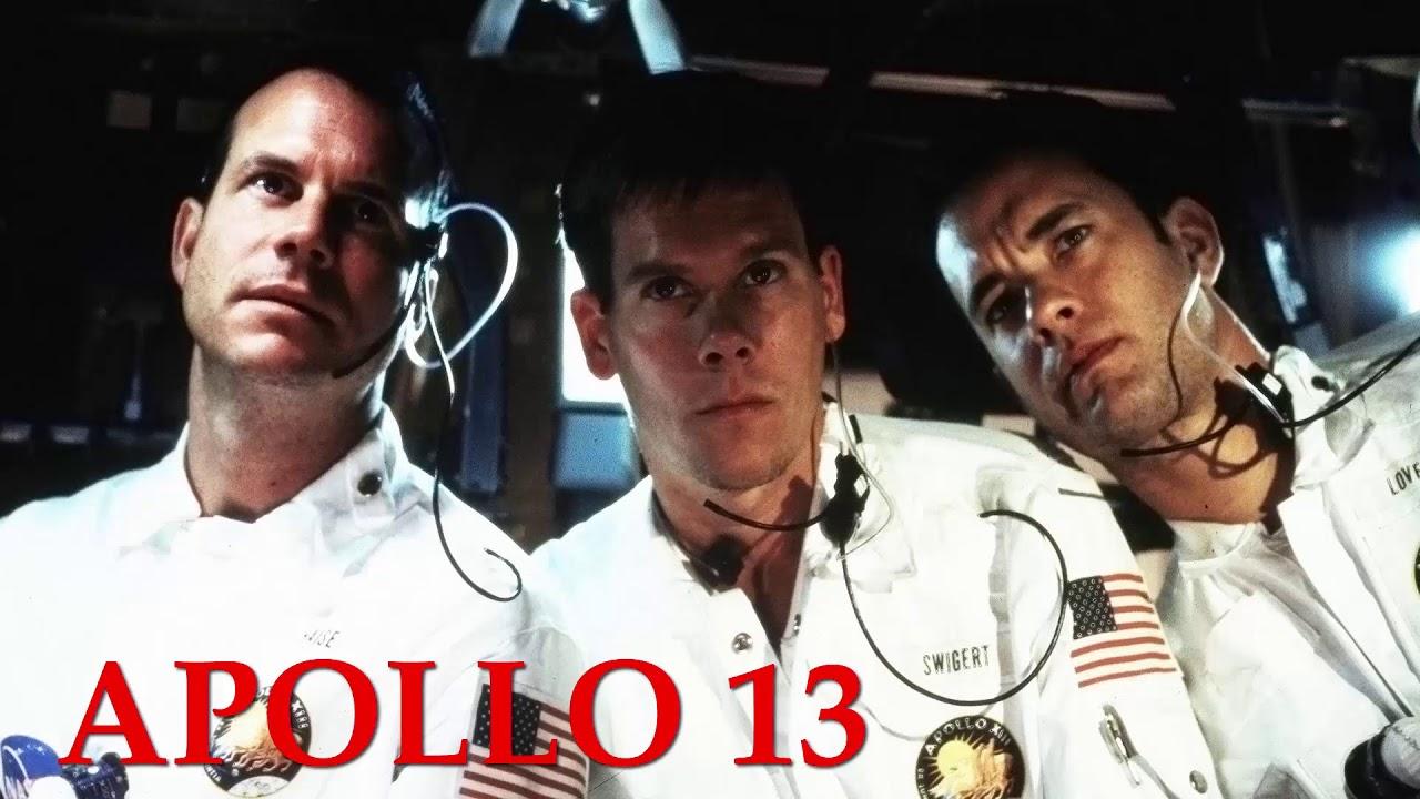 Apollo 13 Soundtrack - All Systems Go - The Launch Remastered | Apollo 13 (Film 1995) #1