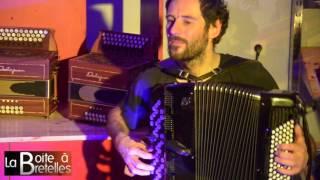 """Concert Dégustation """"Dans la Boite"""" avec Le Cri du Gecko"""