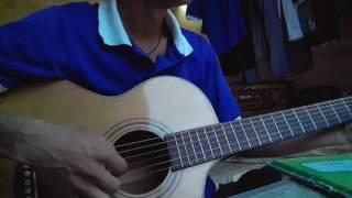 Lời thiêng guitar cover