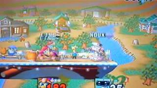 Noux (ROB-Olimar) vs Ling Ling (DDD) Set