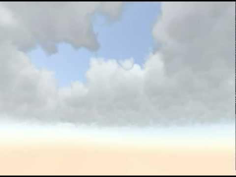 3D Clouds in SilverLining 2.02