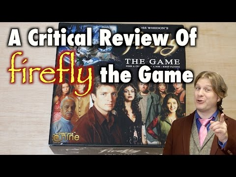 A Critical Review of the Firefly Board Game