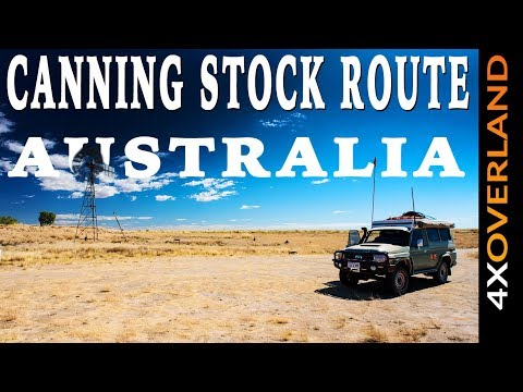 SPINIFEX | WORLD'S LONGEST TRACK Ep-2. Canning Stock Route. Re-release due to copyright issue
