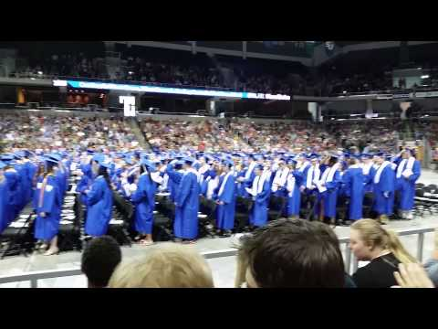 Simon Kenton High School Graduation