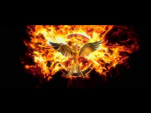 The Hunger Games: Mockingjay Part 1 Logo(飢餓遊戲3:自由幻夢 學舌鳥Logo)(Full HD)